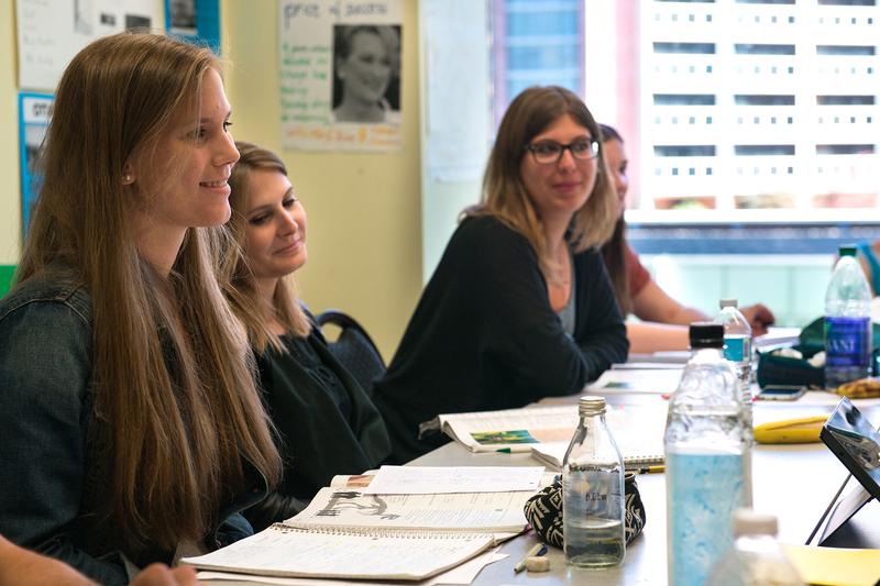 Sprachaufenthalt Kanada, Vancouver - St Giles Vancouver - Lektionen