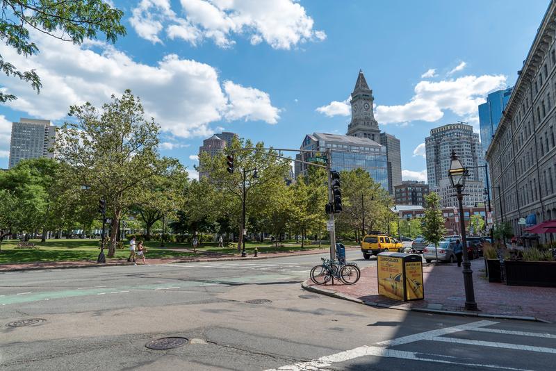 Séjour linguistique États-Unis, Boston - Ville