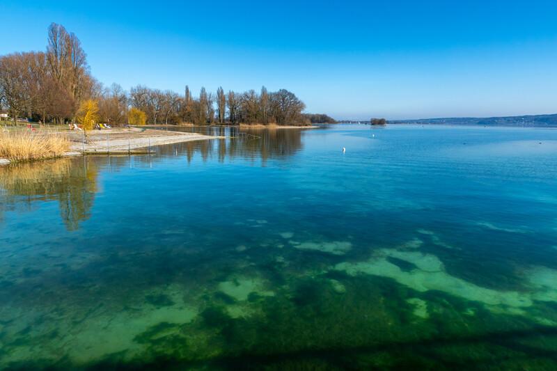 Sprachaufenthalt Deutschland, Radolfzell am Bodensee - Liebesinsel
