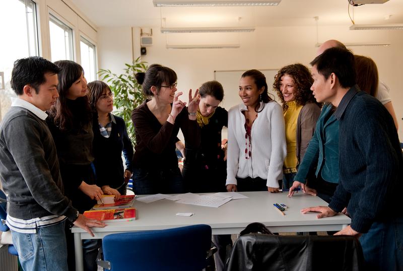 Sprachaufenthalt Deutschland, Köln - Carl Duisberg Centren Köln - Studenten