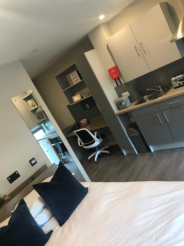Sprachaufenthalt Engand, Belfast - International House Belfast - Accomodation - Shared Apartment - Zimmer