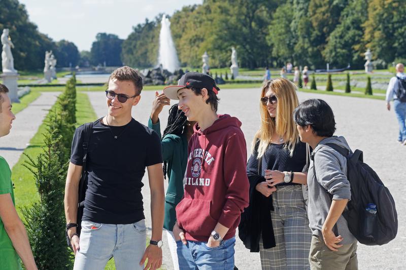 Séjour linguistique Allemagne, München - Carlduisberg Centren Munich - Étudiants