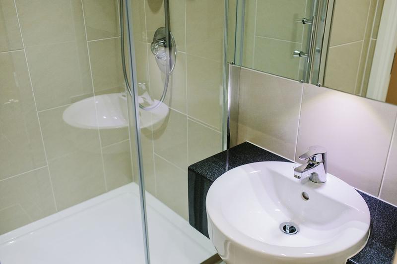Sprachaufenthalt England, London - EC - Accommodation - Drapery Plaza Residence - Badezimmer
