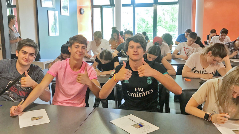 Séjour linguistique Allemagne, Cologne - Humboldt Institut Cologne - Leçon