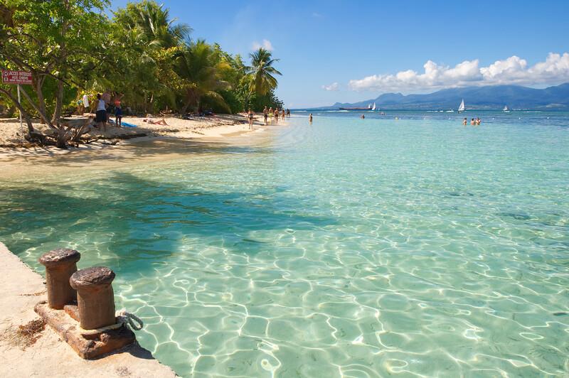 Sprachaufenthalt Guadeloupe, Le Gosier