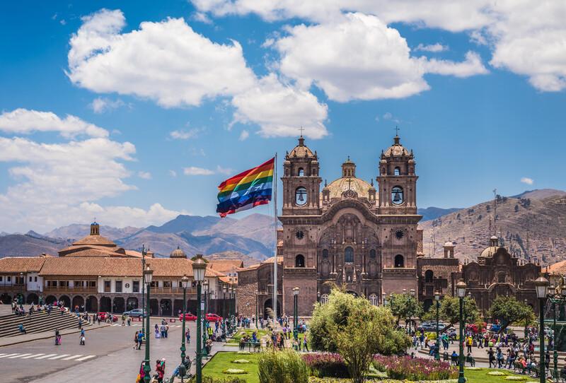Séjour linguistique Pérou, Cuzco - Plaza de Armas