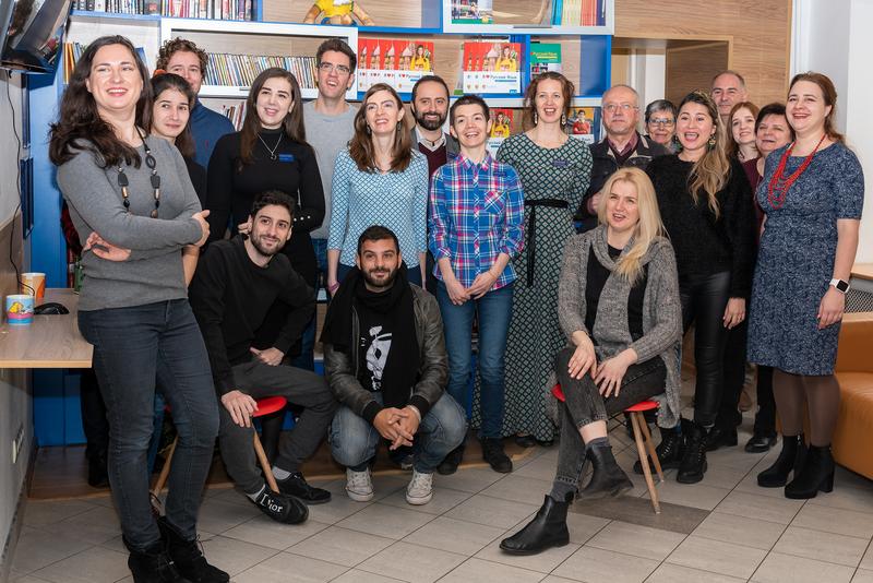 Sprachaufenthalt Russland, Moskau - Lidendenz Moscow – Studenten