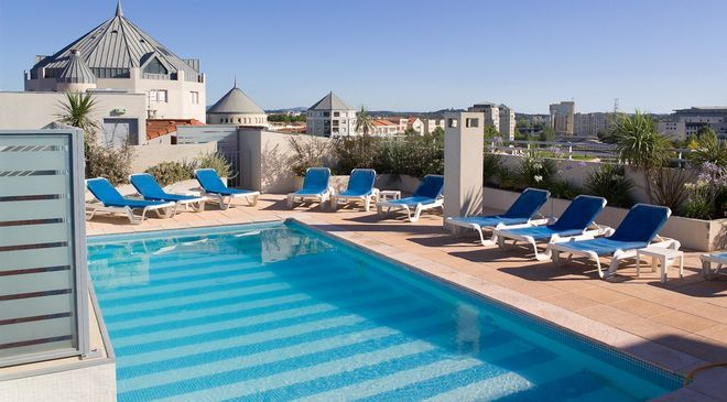 Sprachaufenthalt Frankreich, Montpellier - Easy French by ILA Montpellier - Accommodation - Apartment - Pool