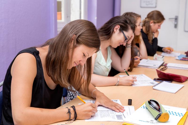 Sprachaufenthalt Frankreich, Montpellier - ILA - Lektionen
