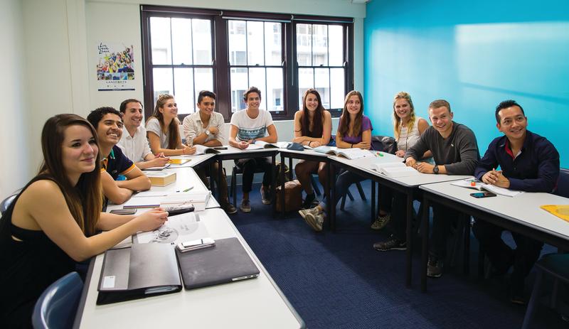 Séjour linguistique Australie, Sydney – Langports Sydney - Étudiants