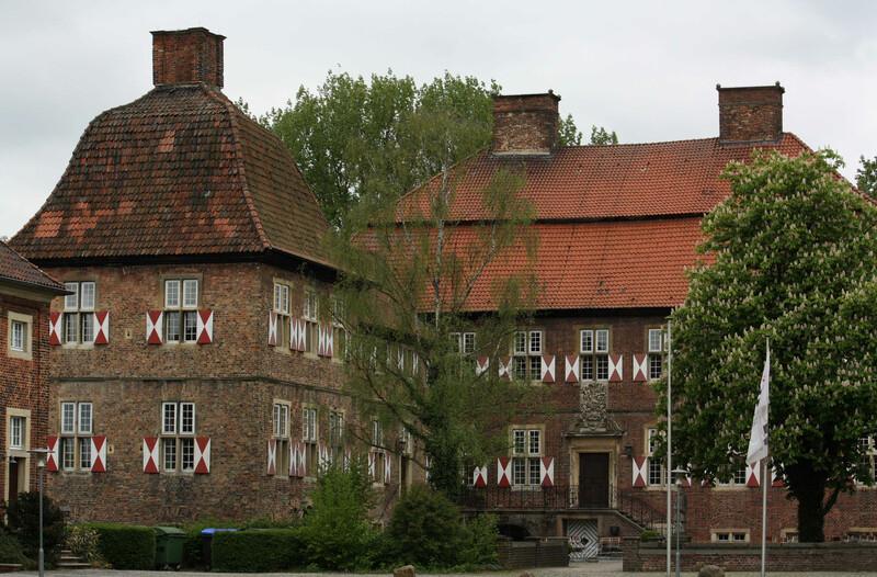 Séjour linguistique Allemand, Heessen - Château