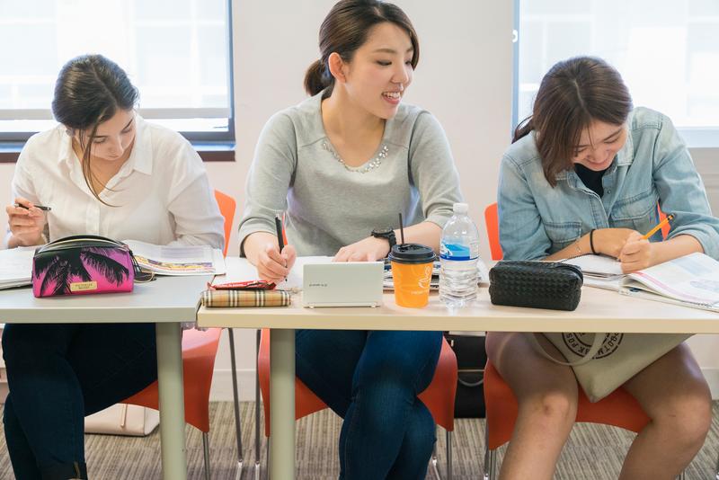 Séjour linguistique Canada, Toronto – EC Toronto - Leçon