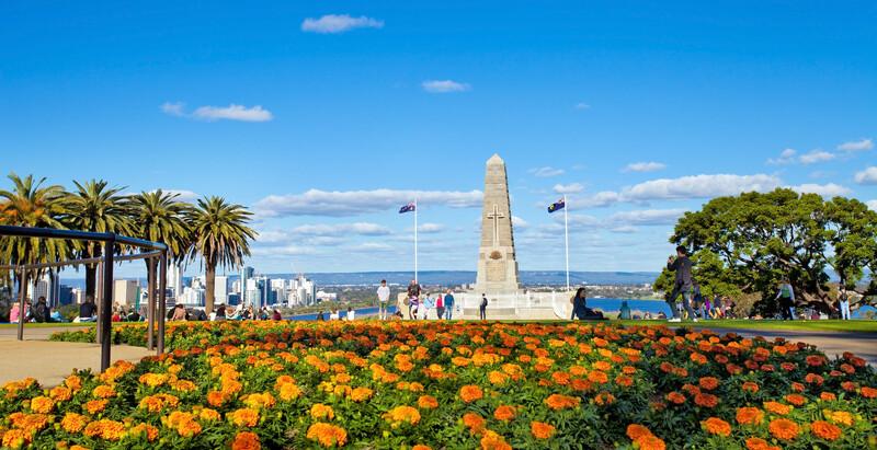 Séjour linguistique Australie, Perth - King's Park