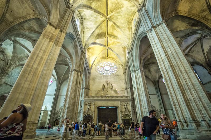 Séjour linguistique Espagne, Sevilla - Cathédrale