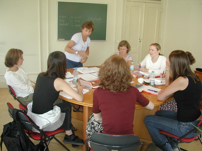 Sprachaufenthalt Portugal, Faro - CIAL Faro - Lektionen