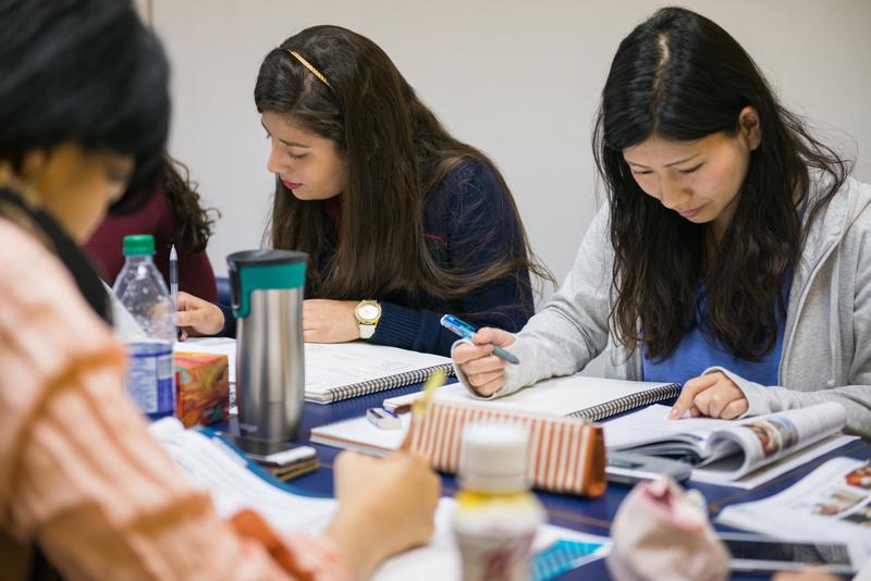 Séjour linguistique Canada, Kelowna - VanWest College Kelowna – Leçons