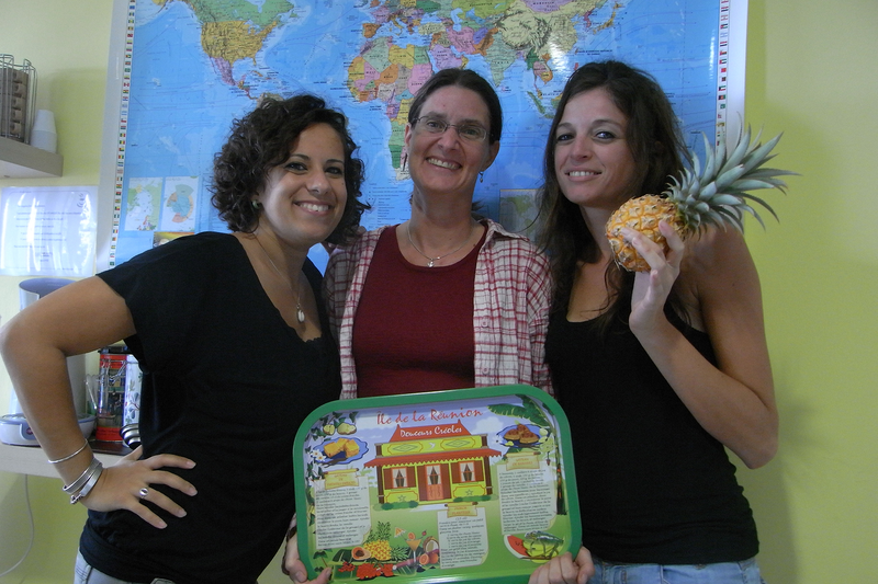 Sprachaufenthalt Sprachreisen Französisch La Réunion in St. Paul DP Langues