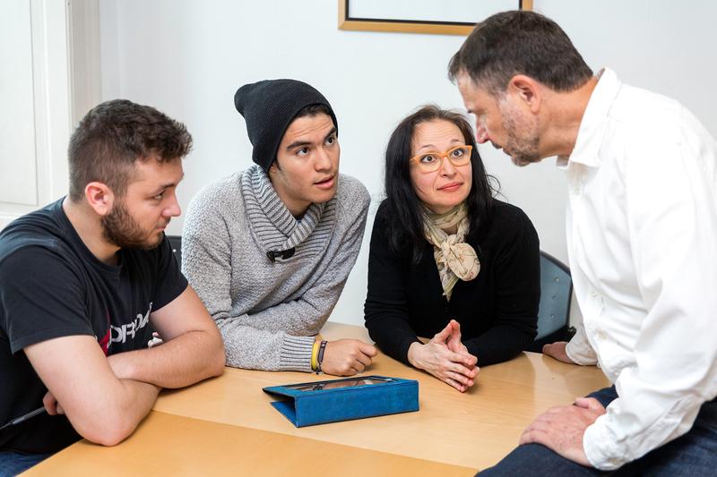 Sprachaufenthalt Schweiz, Zürich - LSI - Studenten