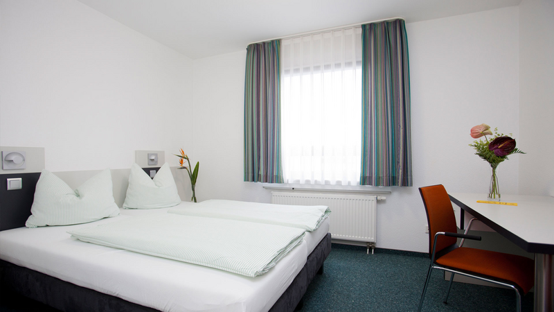 Sprachaufenthalt Deutschland, Köln - Humboldt Institut Cologne - Accommodation - Residenz - Zimmer