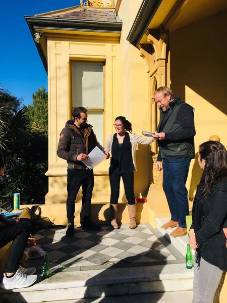Sprachaufenthalt Australien, Tasmanien - Tasmanian College of English Hobart - Studenten