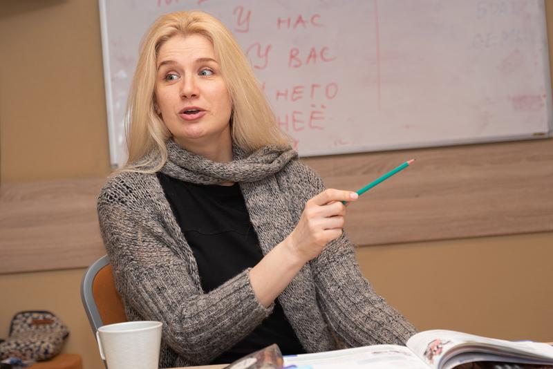 Sprachaufenthalt Russland, Moskau - Lidendenz Moscow – Lektionen