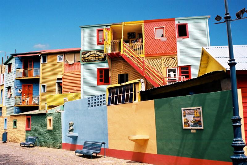 Séjour linguistique Argentine, Buenos Aires - La Boca