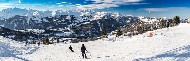Sprachaufenthalt Schweiz, Skifahren