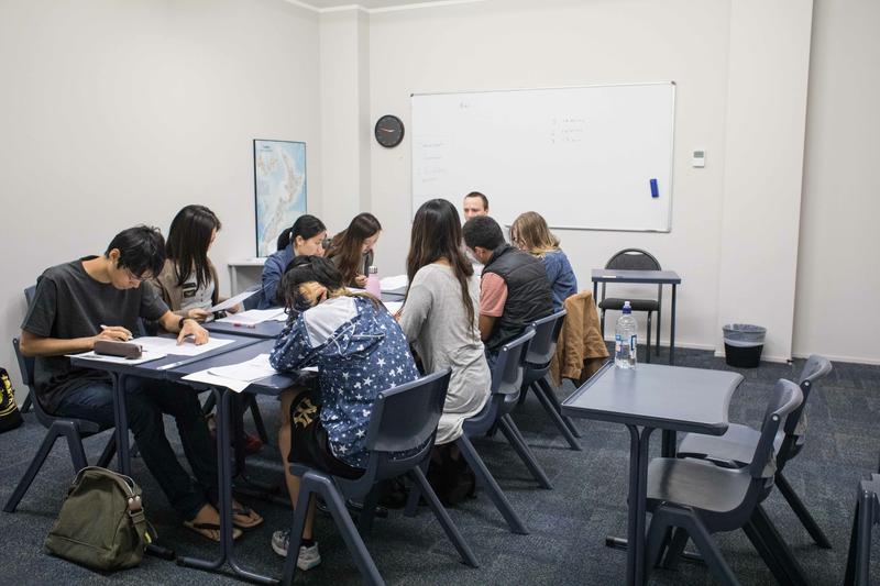 Séjour linguistique Nouvelle-Zélande, Auckland - NZLC Auckland - Leçon