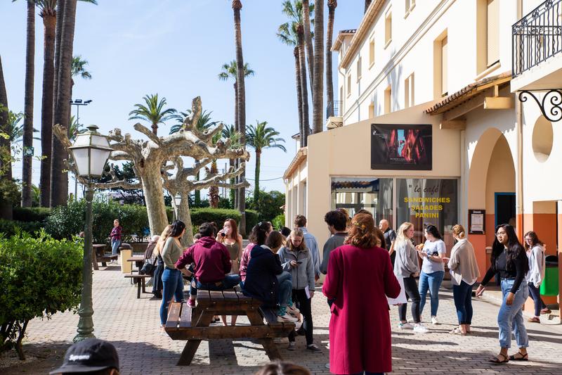 Sprachaufenthalt Frankreich, Cannes - Collège International de Cannes - Campus
