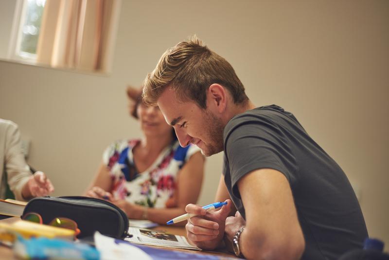 Sprachaufenthalt England, Jersey - St. Brelades College Jersey - Lektionen