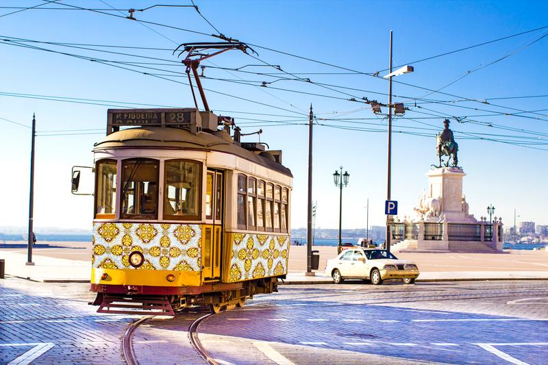Sprachaufenthalt Portugal, Lisabon - Tram