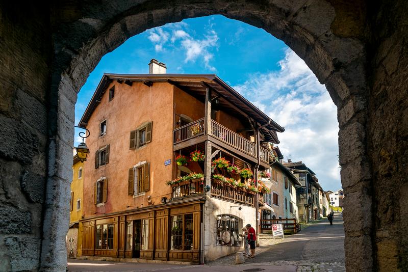Sprachaufenthalt Frankreich, Annecy - Stadt