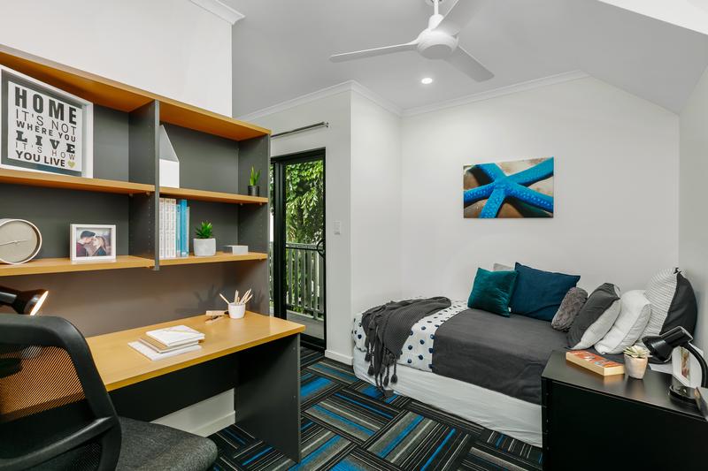 Sprachaufenthalt Australien, Cairns - College of English Cairns - Apartment MiHaven - Zimmer