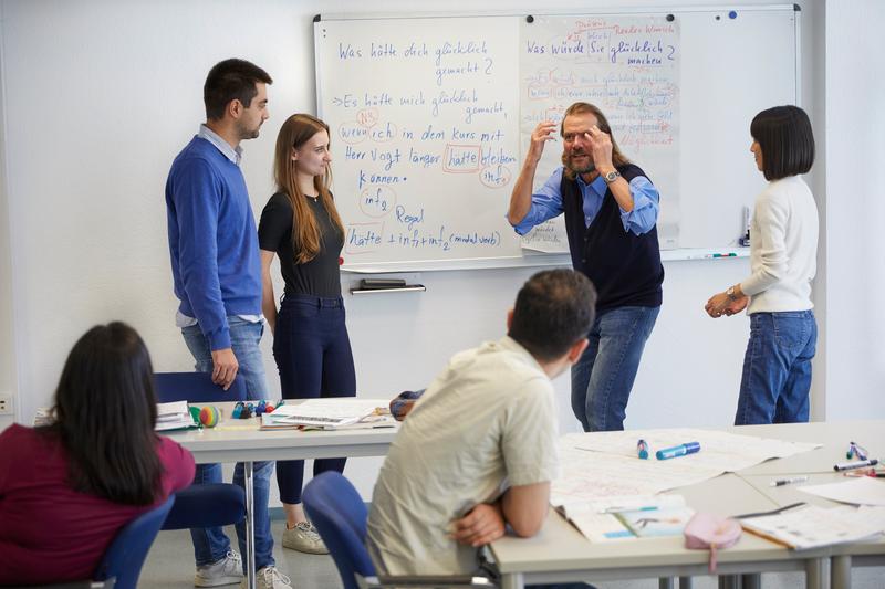 Sprachaufenthalt Deutschland, Köln - Carlduisberg Centren Köln - Lektionen