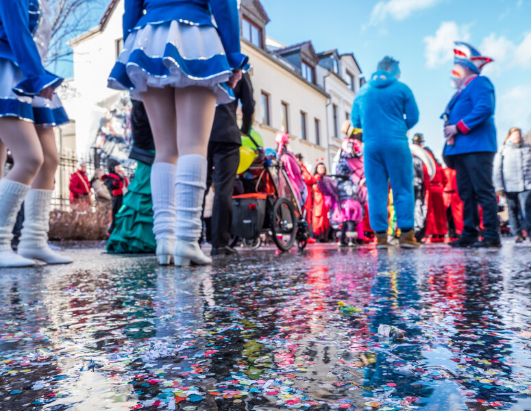 Séjour linguistique Allemand, Cologne - Carnaval