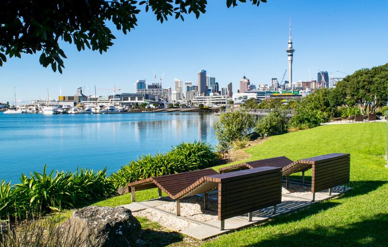 Séjour linguistique Nouvelle Zélande, Auckland - Waterfront Park
