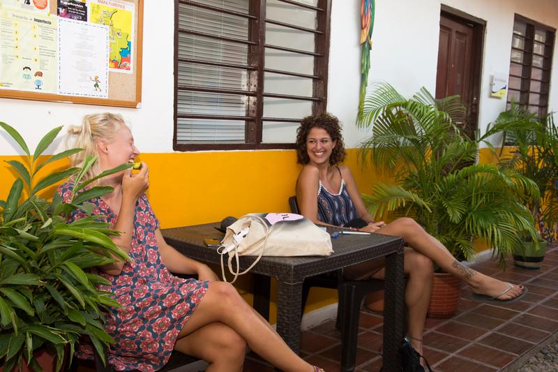 Sprachaufenthalt Kolumbien, Cartagena - Centro Catalina Cartagena - Studenten