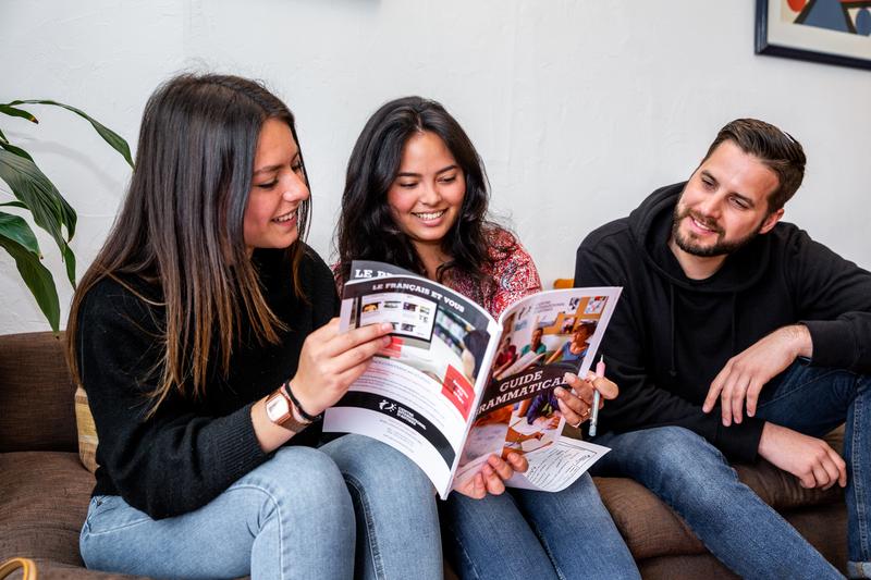 Séjour linguistique France, Antibes - Centre International d'Antibes - Étudiants