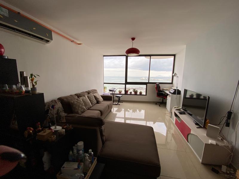 Sprachaufenthalt Panama, Panama City - EPA Español en Panamá - Accommodation - Shared Apartment - Wohnzimmer