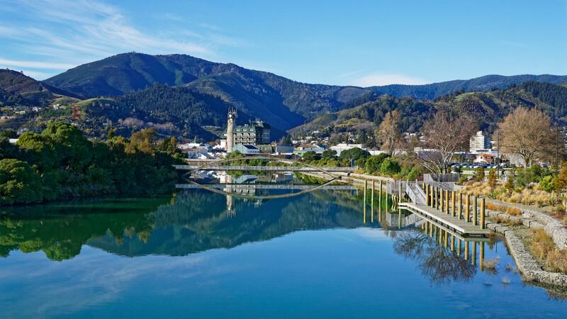 Sprachaufenthalt Neuseeland, Nelson - Sunday Hole