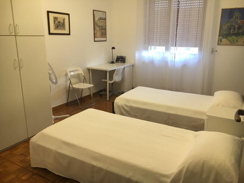 Sprachaufenthalt Italien, Milano - Scuola Leonardo da Vinci Milano - Accommodation - Apartment - Doppelzimmer