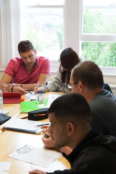 Sprachaufenthalt England, Exeter - Exeter Academy - Lektionen