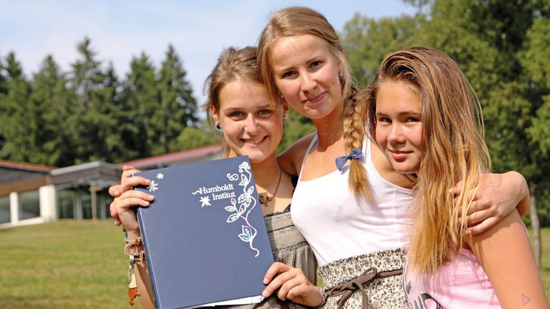 Sprachaufenthalt Deutschland, Lindenberg - Humboldt Institut Lindenberg - Studenten