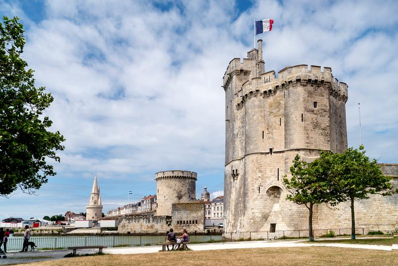 Séjour linguistique France, La Rochelle