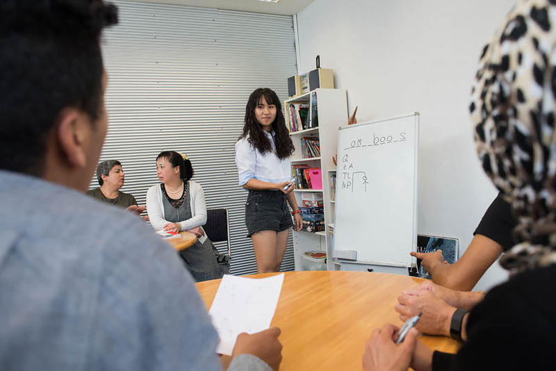 Sprachaufenthalt Neuseeland - Wellington - ETC Wellington - Lektionen