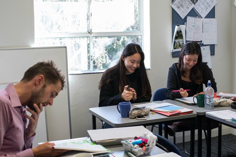 Sprachaufenthalt Neuseeland, Nelson - Nelson English Centre - Studenten