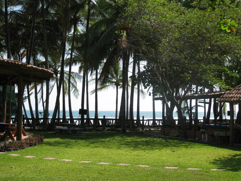 Sprachaufenthalt Costa Rica, Samara - Intercultura - Garten