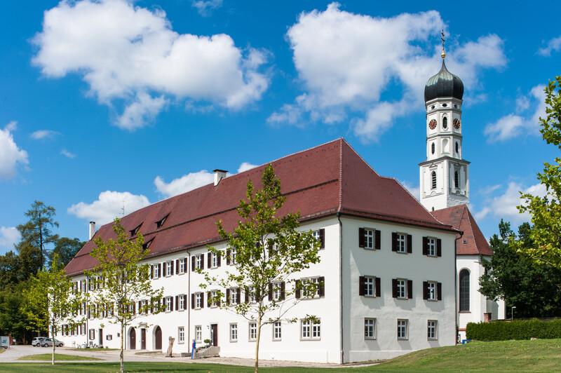 Séjour linguistique Allemagne, Bad Schussenried - Monastère