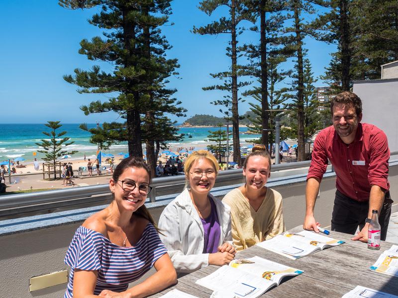 Séjour linguistique Australie - Sydney - Lexis Sydney Manly - Leçons