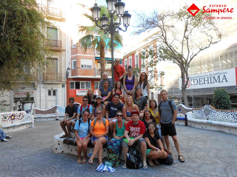 Sprachaufenthalt Spanien, Alicante - Estudio Sampere Alicante - Studenten
